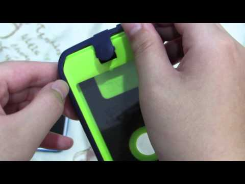 Otterbox Defender Case for Ipod touch 5th!