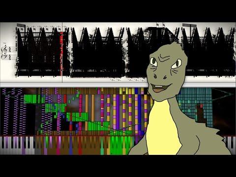 Black MIDI | Know Your Meme