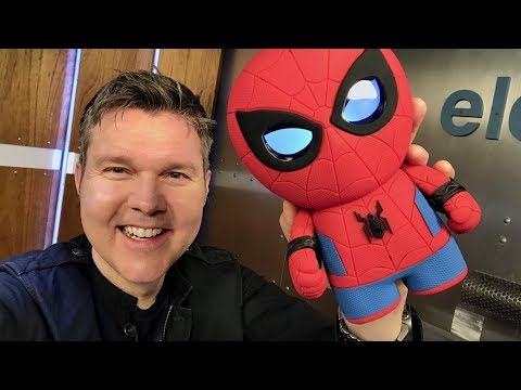 Spider Man by Sphero Review - Reviews on the Run - Electric Playground