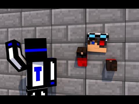 Minecraft Lucky Island : Демастер в стене #2
