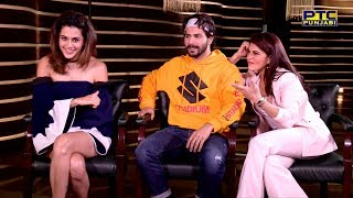 Download Varun Dhawan | Jacqueline Fernandez | Taapsee Pannu | PTC Showcase | Judwaa2 | Episode | PTC Punjabi 3Gp Mp4