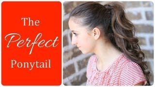 How to Create the Perfect Ponytail | Tips and Tricks
