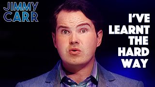 Putting My Foot In It | Jimmy Carr Live