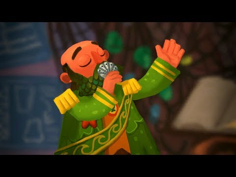 Broken Age: Act 1 - Dead Eye God - Part 11