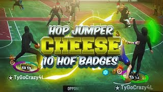 Best hop jumper in nba 2k19.. Greens like shot creator all hof badges | Best dribble moves