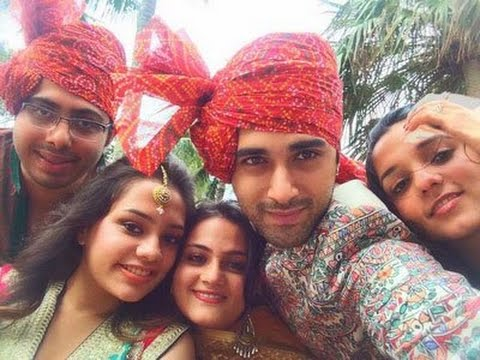 Pulkit Samrat married Salman Khan's rakhi sister, Shweta Rohira,wedding in Goa