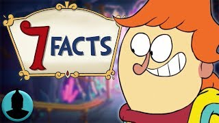 7 Facts About Welcome to the Wayne - Nickelodeon Cartoon Facts! - (Tooned Up S4 E52)