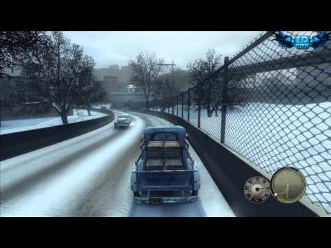 Mafia 2 PC Gameplay Part 4 Maxed Out Settings 720p HD