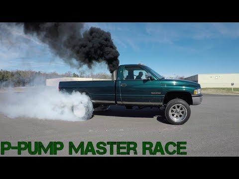 Jordan's 800HP 1995 Dodge Ram 2500 12v Cummins on American Force Independence: Truck Review