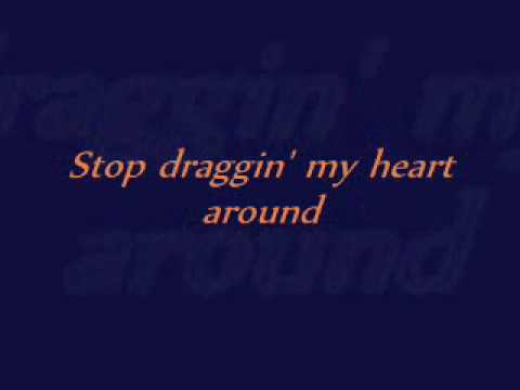 Stop Draggin' My Heart Around _ STEVIE NICKS with TOM PETTY and THE HEARTBREAKERS