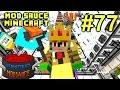 Minecraft Mod Sauce Ep. 77 - Mad Spawner Mods !!! ( HermitCraft Modded Minecraft )
