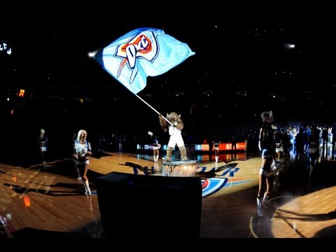 Oklahoma City Thunder Top 10 Plays of the 2011-2012 Regular Season