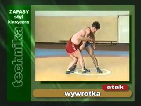 Greco-Roman wrestling training moves (4) Image 1
