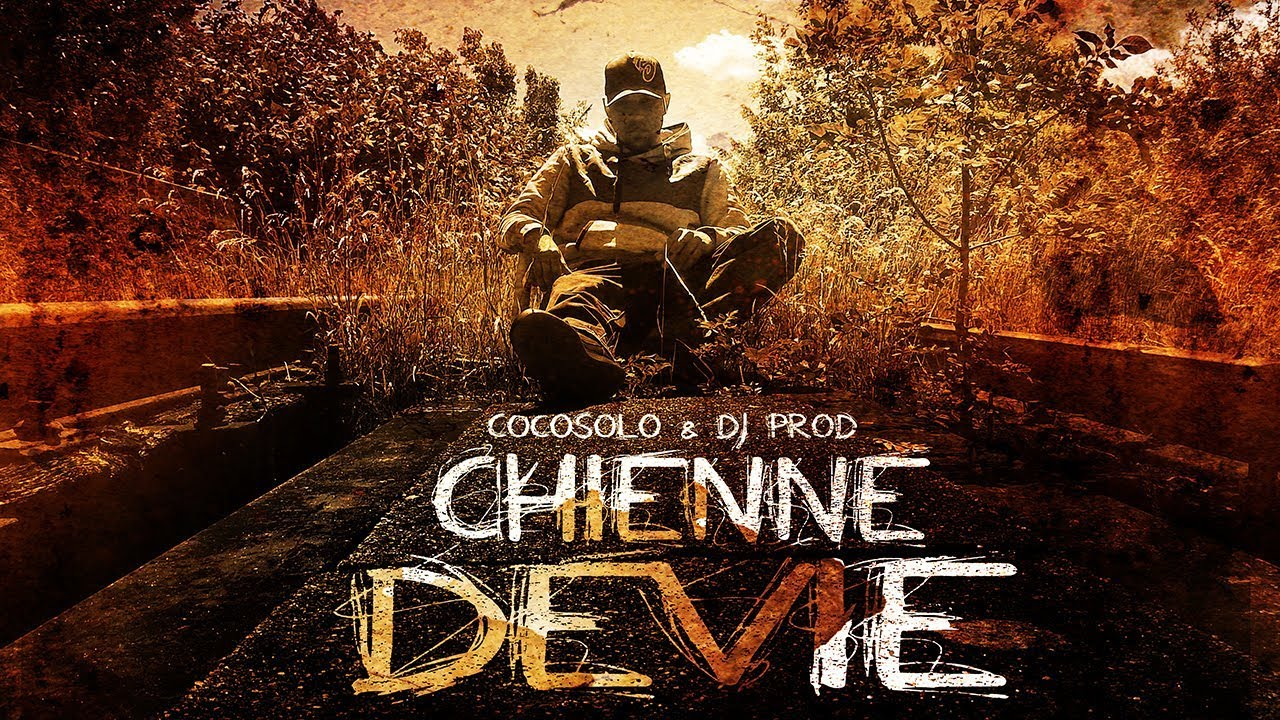 CocoSolo & Deejay Prod - Chienne De Vie (Clip Officiel)