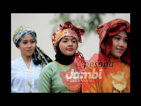 Cik Minah - Instrumental Melayu Jambi