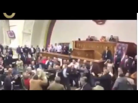 Harlem Shake - Asamblea Nacional