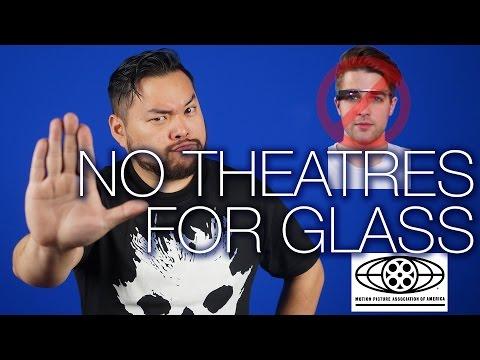 Google Glass Banned in Theatres, Microsoft Band, Nintendo Sleep Sensor