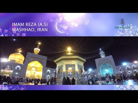 Iran Ziyarat - Imam Reza (a.s), Masooma-e-Qom (s.a), Jamkaran, Shiraz (4K/Ultra HD -2015)