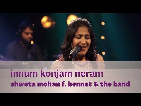 Innum Konjam Neram - Shweta Mohan F. Bennet & The Band - Music Mojo - Kappa Tv video