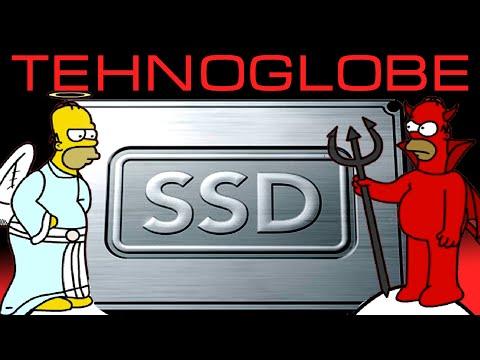 SSD, настройка windows. Лучший SSD на сегодня