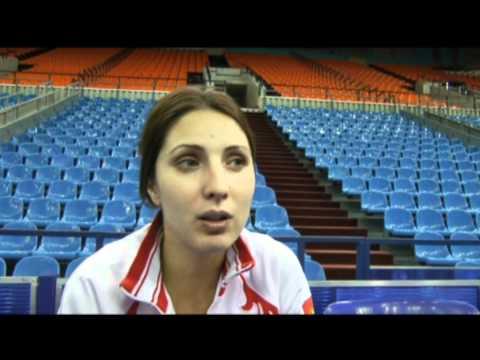 [2011 Fed Cup] Anastasia Myskina