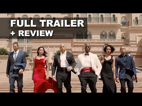 Furious 7 Official Trailer + Trailer Review : Beyond The Trailer