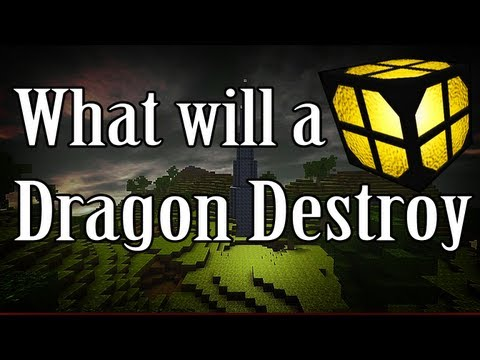 CastleMiner Z - What will a Dragon Destroy - Endurance - Zombie Indie Game - SICK