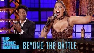 Ashley Graham & Jermaine Fowler Go Beyond the Battle   Lip Sync Battle