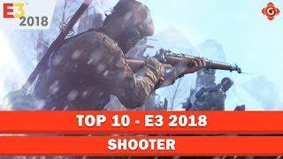 Die zehn besten Shooter der E3 2018    Top 10