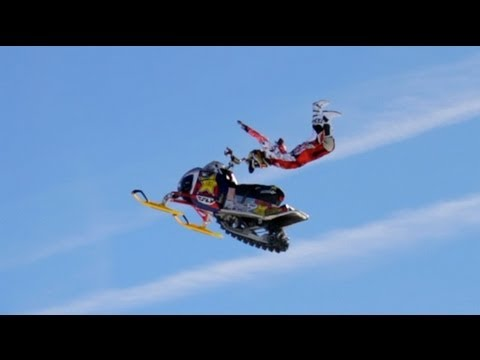 X Games in Slow Motion - 1000 fps