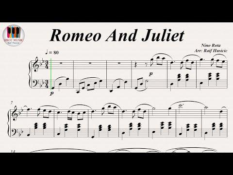 Romeo And Juliet  Nino Rota, Piano
