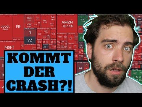 - 2.300€ Verlust in 2 Tagen in meinem Depot. Crash der Börsen?!