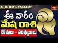 download Aries Weekly Horoscope By Dr Sankaramanchi Ramakrishna Sastry || 01 Oct 2017 - 07 Oct 2017