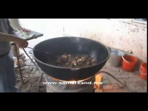 Самаркандский плов (полное видео) ЧАСТЬ - 1 (www.samarkand.me) \ Samarkand pilau (Part 1)