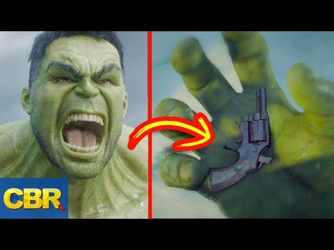 The Hulk's 20 Most Ridiculous OP Feats Of Strength en streaming