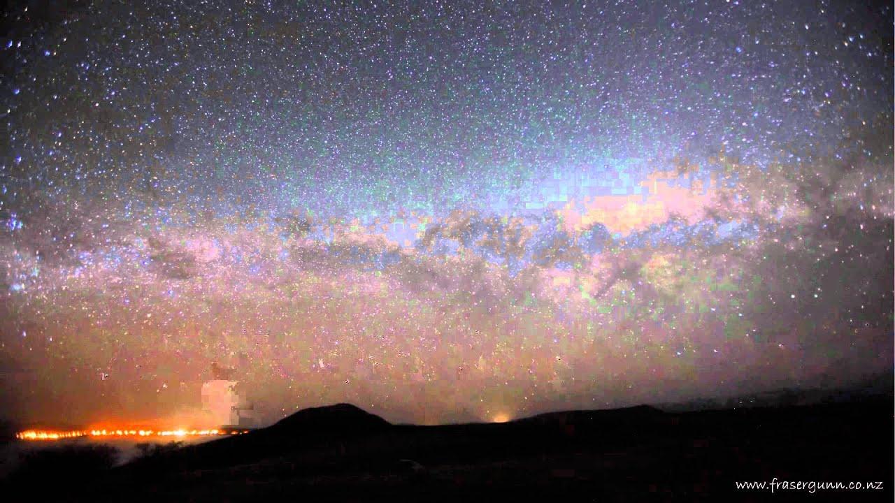 Degree Sky Tekapo Night Sky a 360 Degree
