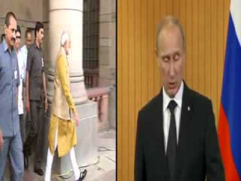 BRICS summit: PM set to meet Russian and Chinese President