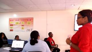 ST. PASCHALIS @ Girls in ICT 2013 - IMIT SURINAME PART3