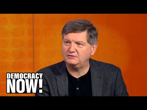 Will James Risen Be Jailed? In Press Freedom Fight, NYT Reporter Tells Court He Won't Name Source