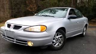 2004 Pontiac Grand Am SE Review
