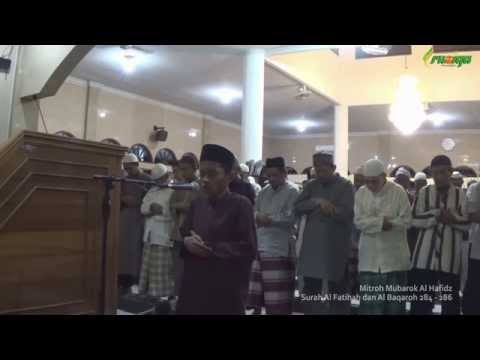 Mitroh Mubarok Al Hafidz - Surah Al Fatihah Dan Al Baqoroh 284 - 286