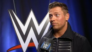 The Miz explores the effectiveness of The Undertaker's entrance en route to WWE Super Show-Down