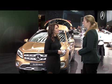 2018 Mercedes GLA 250 4MATIC First Look