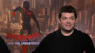 Phil Lord & Chris Miller, Producers | EPK Interview - Spider-Man: Into the Spider-Verse (2018)