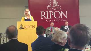 Jenni Marcell '08 inducted into the Ripon College Athletics Hall of Fame