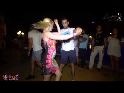 Pool Party Social Salsa Video (LEBANON LATIN FESTIVAL 2018)
