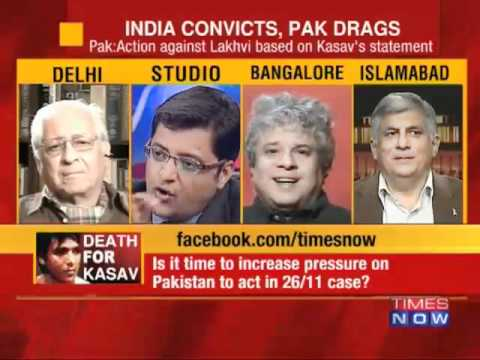 Debate: India convicts, Pak drags - 1
