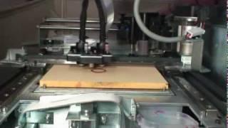 Solidscape T76 3D wax printer