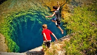 DANGEROUS Places You Should NEVER Swim!