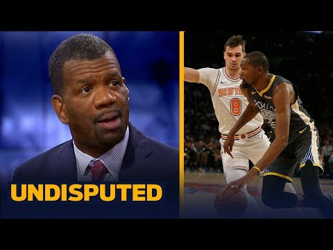 Rob Parker joins Skip and Shannon to discuss KD's legacy, Free Agency & NY Knicks | NBA | UNDISPUTED